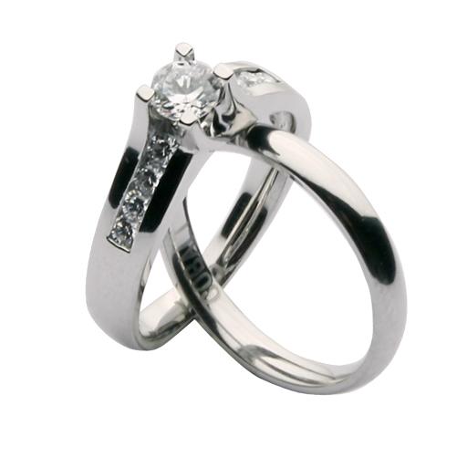 Inspirational Multi Stone Engagement Rings