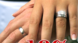 Wedding Rings on Special