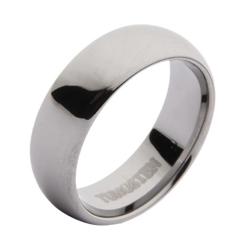 7mm Tungsten Wedding Ring Band