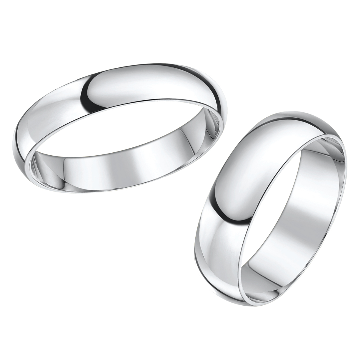 His and Hers Wedding Ring Sets Matching Two Three Gold Wedding