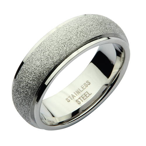 r sterling set wedding hers rings stainless his silver ring steel band