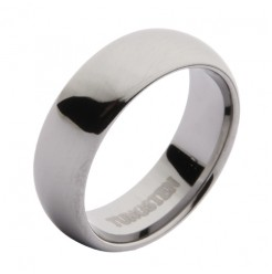 6mm Nickel Free Tungsten Wedding Ring Band