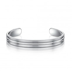 Men's Fine Titanium Cuff Bangle
