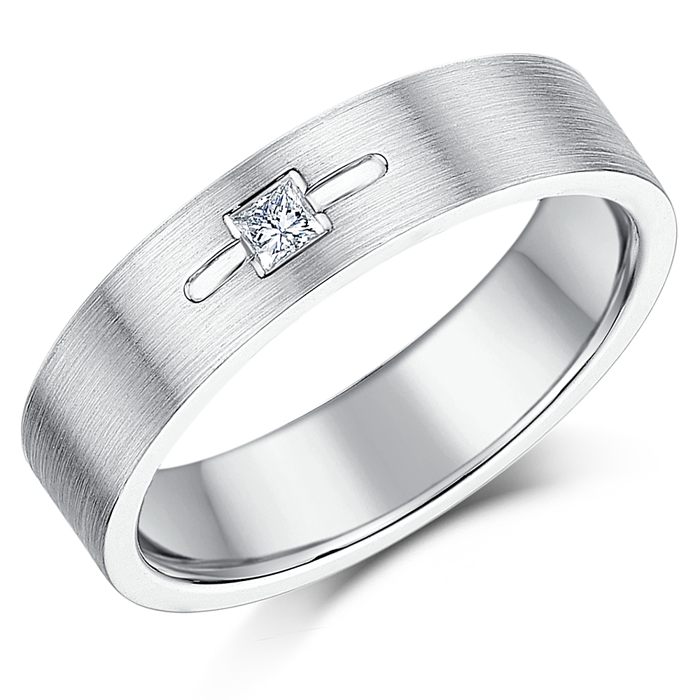 product piece steel wedding band jewelry and couple korean hers rings his stainless functional