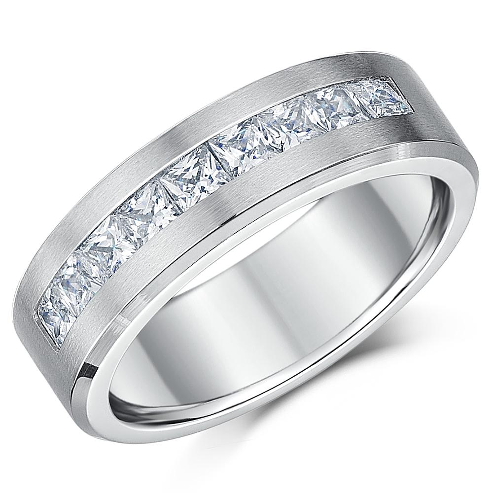 8mm Men S C Quot Z Titanium Wedding Engagement Ring