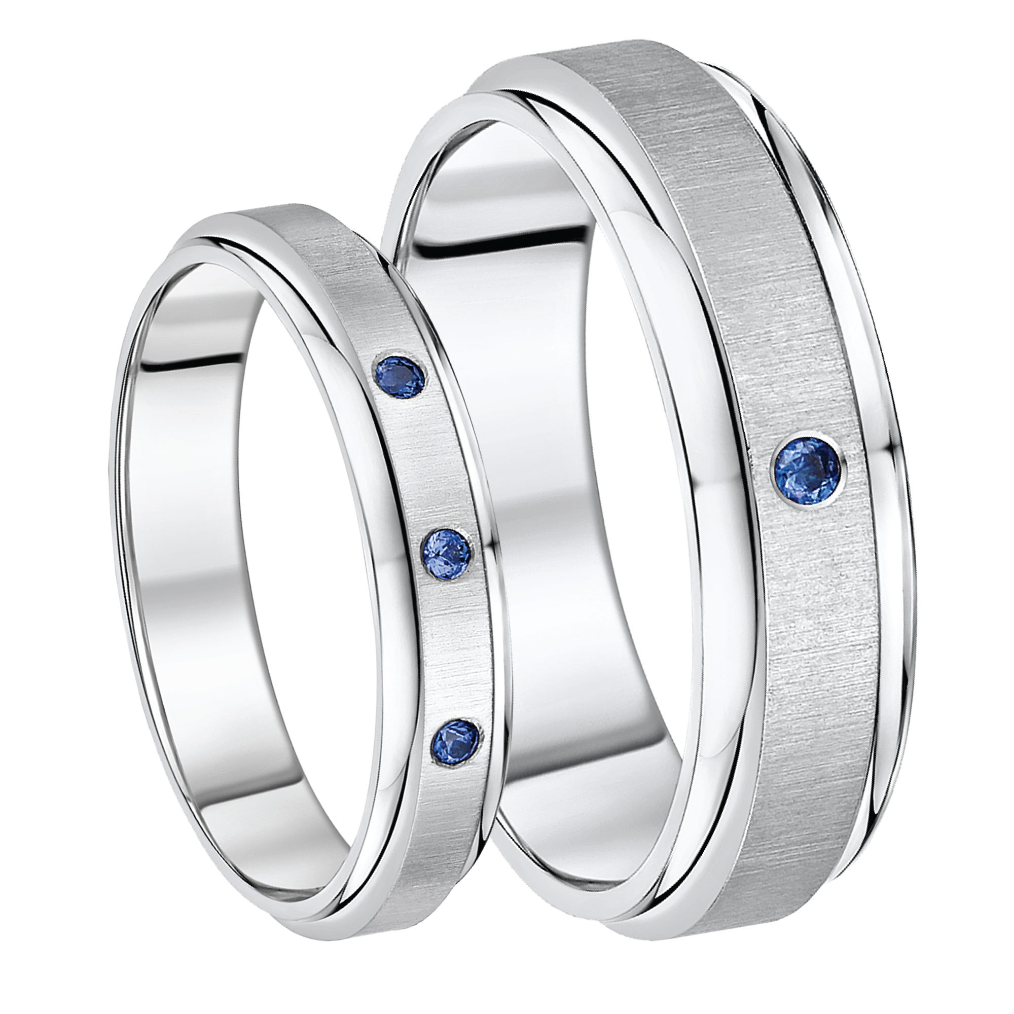 ct and wedding diamond sapphire fate llc timeless band collections blue gold kim sterling silver