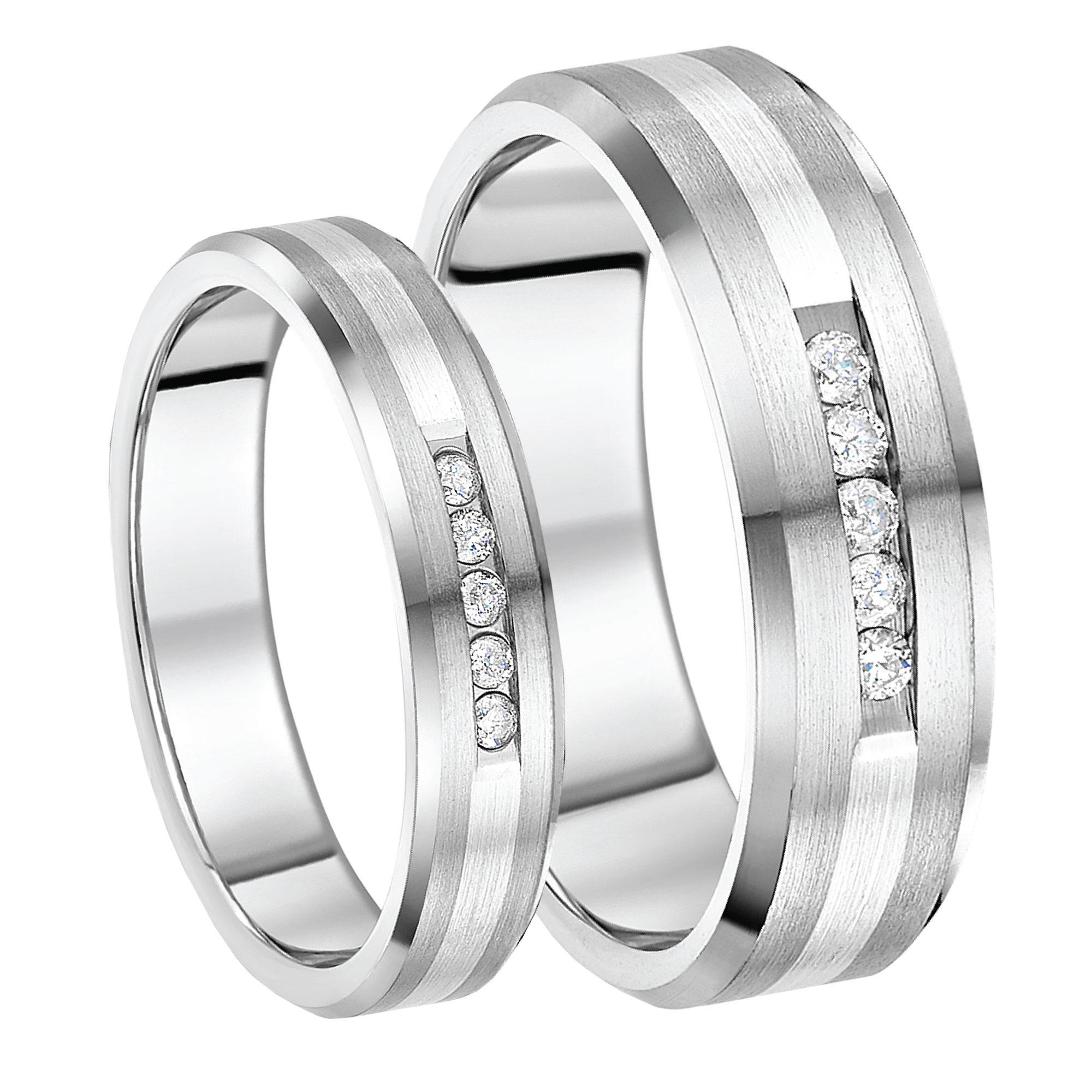 5 7mm titanium silver wedding rings titanium